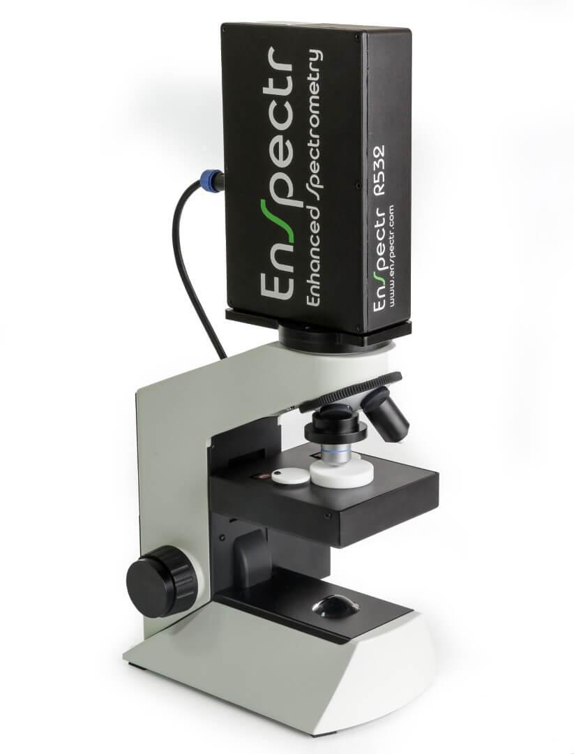Рамановский микроскоп